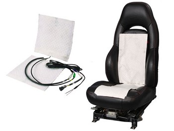 Corvette C5 C6 97-13 Seat Heater Kit