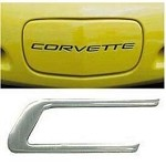 C5 Corvette 97-04 3D Domed Urethane Premium Letters/Lettering Kits Front Or Rear Bumper Choices