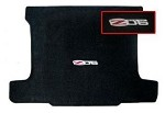 C6 Corvette 2005-2013 Lloyds Z06 Single Logo Ultimat Cargo Mat