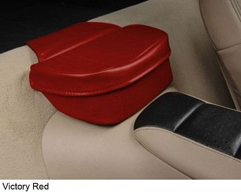 C6 Corvette Console Storage Travel Leather Pouches