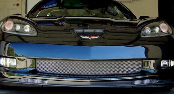 Corvette RaceMesh Front Lower Grille: Grand Sport C6