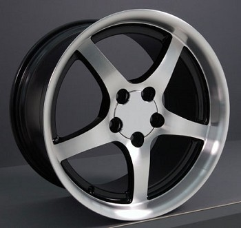 Corvette OEM Style Set of 4 18x9.5 Wheels