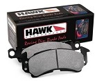 Corvette C6 2006-2013 Grand Sport /Z06 HP Plus Hawk Front Brake Pads