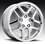 Corvette C5/C4 97-04 84-96 Fitments Z06 Style Wheels Chrome Set 17X8.5/18x9.5