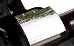 Corvette C6 Polished Stainless Alternator Cover