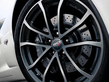 GM OEM C6 Corvette 60th Anniversary Wheels