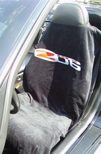 Corvette Seat Armour C6 Z06 Seat Cover Towels