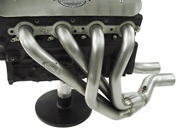 Corvette C6 2005-2013 Stainless Works Exhaust Headers & X Pipe LS2 LS3 LS7