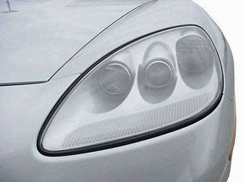 Corvette C6 05-13 OEM Headlight Replacement Lenses
