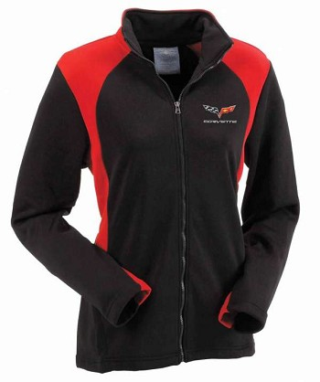 Women's C6 Corvette Jacket  Hexport