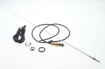 Corvette C3 63-82 Fixed Mast Antenna Package