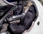 Corvette C5 97-04 Embroidered Slip Seat Covers