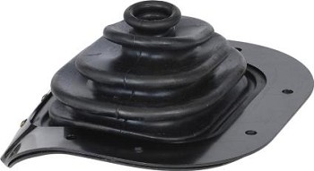 C3 1968-1982 Reproduction And GM Corvette Shifter Boot Rubber Reduces Noise
