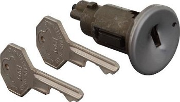 1968-1982 Corvette C3 Ignition Lock Cylinders with Keys