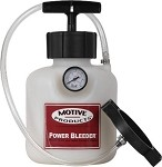 Corvette Motive Power Brake Bleeder