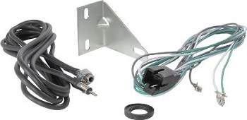 1979-82 C3 Corvette OE Power Antenna Installation Kit