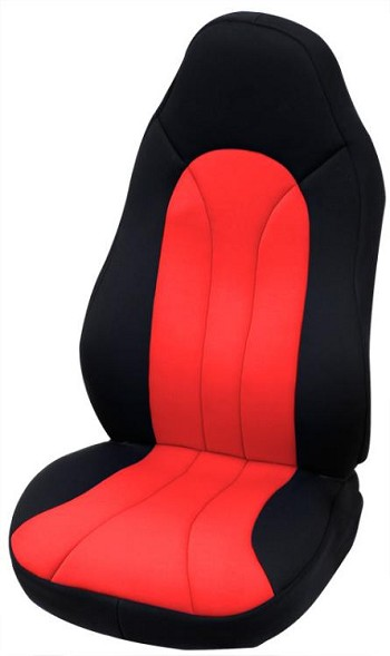 Neoprene C6 Corvette Seat Covers