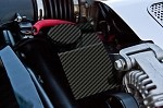 C6 Corvette 2005-2013 Hydrocarbon Carbon Fiber Power Steering Pump Cover