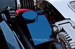 Corvette C6 05 -13 Custom Painted Power Steering Pump Cover