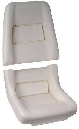 1978PC-1982 Corvette C3 Seat Foam Car Sets