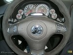 Corvette C6 2012 Centennial 427 Edition Suede/Leather Steering Wheel Replacement