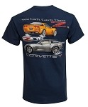 2005-2013 C6 You Can't Catch These Z's..Corvette ZO6 T-Shirt