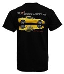 2005-2013 C6 CORVETTE RACING T-Shirt