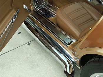 1968-77 C3 Corvette Door Sills