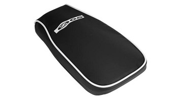 Corvette 97-04 C5 Z06 Leather Console Covers - Accented Piping
