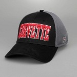 Corvette Fitted Mesh Hat
