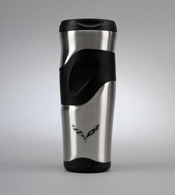 C7 Corvette Stainless Steel Tumbler
