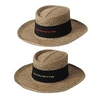 Signature Corvette Straw Hat