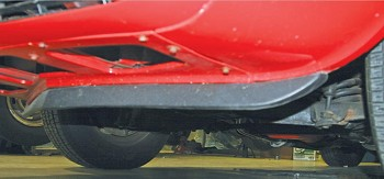 1968-1972 Corvette C3 Rubber Spoiler Replacement