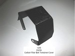 C5 C6 Corvette Carbon Fiber Belt Tensioner Cover