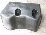 1997-2004 C5 Corvette Gas Pedal Stop Cushion