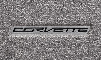 "C7 Corvette Stingray/Z06 2014+ Lloyd Ultimat ""Corvette"" Cargo Mats"