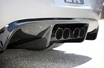 Corvette C6 Carbon Fiber Rear Diffuser By APR