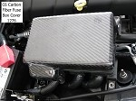 C6 Corvette Carbon Fiber Fuse Box Cover