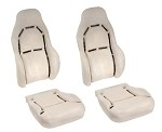 C5 97-04 Corvette Standard Seat Foam Replacements