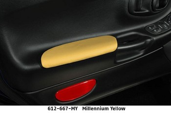 C5 97-04 Corvette Leather Armrests