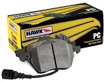 Corvette C5 C6 1997-2013 Hawk Performance Ceramic Rear Brake Pads