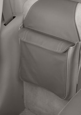 C5 Corvette Route Bags Leather 1997-2004