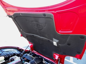 Corvette C5 97-04 Engine Bay HoodLiner/Insulator