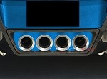 C7 Corvette Stingray/Z06 2014+ Custom Painted Exhaust Filler Panel