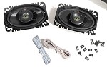 68-82 C3 Corvette Kenwood Front Speakers 60 Watt - Pair