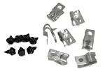 68-82 C3 Corvette Fuel Line Clips