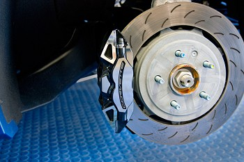 C7 Corvette Stingray 2014+ Polished Brake Caliper Covers