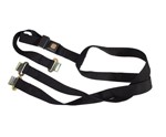 C3 Corvette 1968-1982 T-Top & Luggage Strap - Black