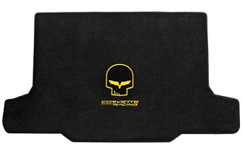 C6 Lloyds Corvette Ultimat Jake Logo Cargo Mat
