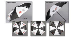 C3 C4 C5 C6 Corvette Umbrella's Golf & Compact Travel Styles